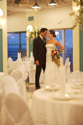 Hilton Daytona BeachResort-Ocean Walk Village - Bride   Groom