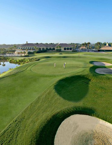 Hilton Daytona BeachResort-Ocean Walk Village - LPGA Golf Course