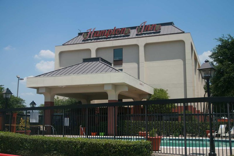 Hampton Inn Dallas-Arlington-DFW-Six Flags, TX Vista esterna