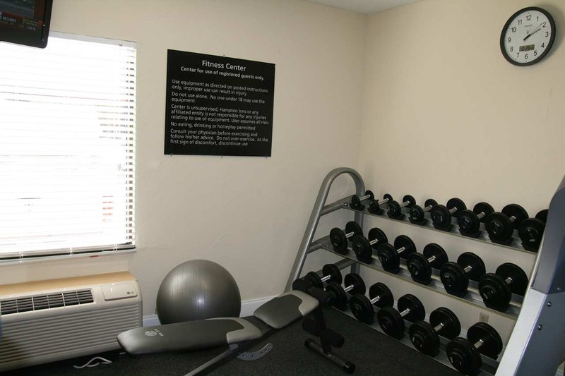 Hampton Inn Dallas-Arlington-DFW-Six Flags, TX Fitness Club