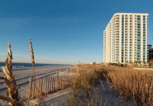 Wyndham Towers on the Grove Hotel North Myrtle Beach