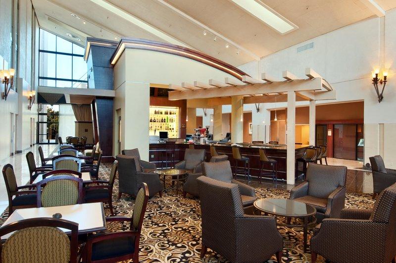 Doubletree Hotel Dallas - Richardson Bar/salónek