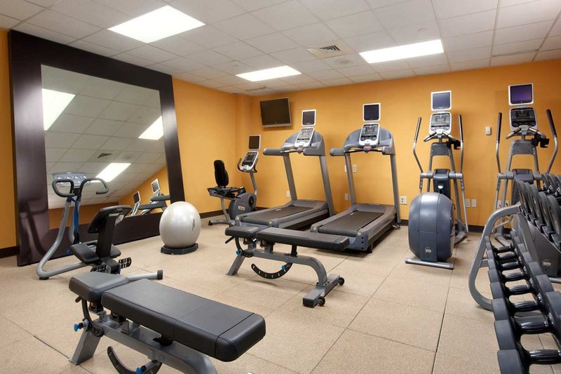 Doubletree Guest Suites Dayton/Miamisburg Fitness Club
