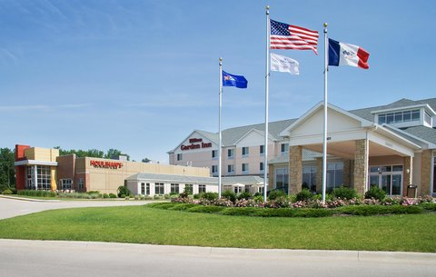 Hilton Garden Inn Dubuque Downtown - Hilton Garden Inn Dubuque