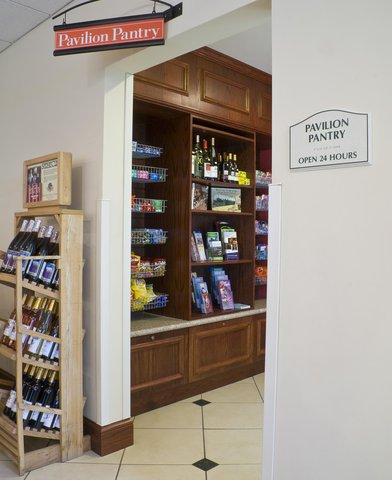 Hilton Garden Inn Dubuque Downtown - Pavilion Pantry