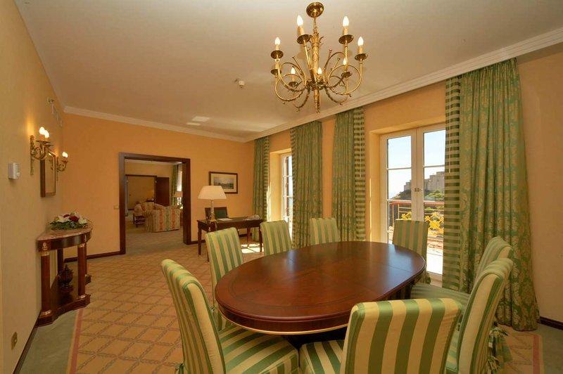 Hilton Imperial Dubrovnik スイート