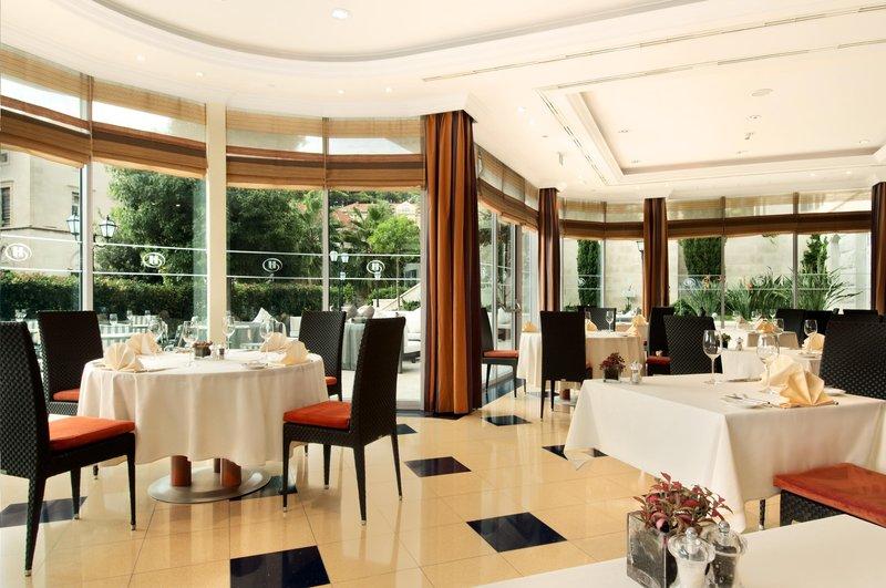 Hilton Imperial Dubrovnik レストラン