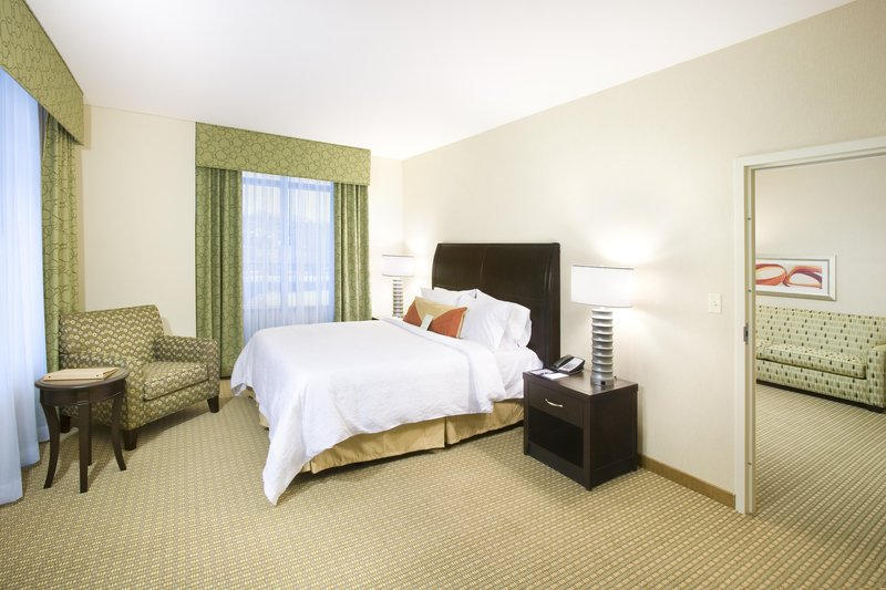 Hilton Garden Inn Arlington Shirlington Suite