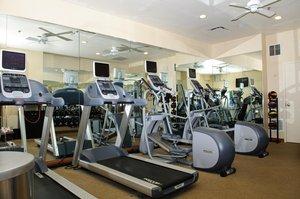 Fitness/ Exercise Room - Hilton Garden Inn Downtown DC