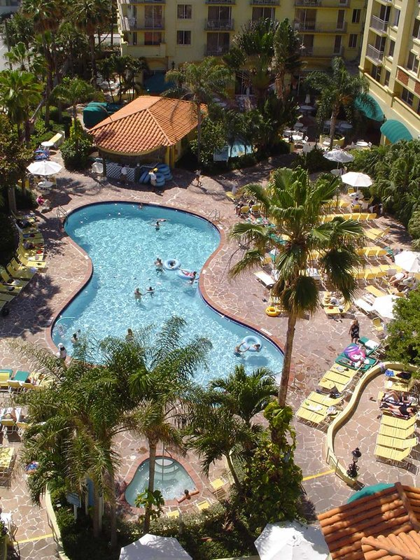Embassy Suites Deerfield Beach - Resort & Spa Poolansicht