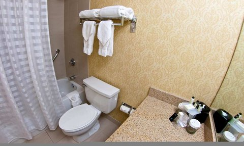 Embassy Suites Hotel-Denver Stapleton - Bathroom