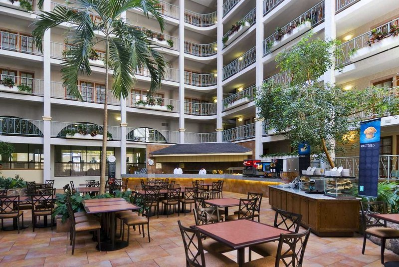 Embassy Suites Denver - Southeast (Hampden Avenue) Gastronomia