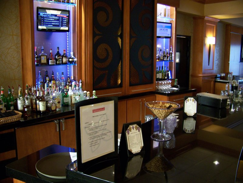 Hilton Garden Inn Las Colinas Baari/lounge