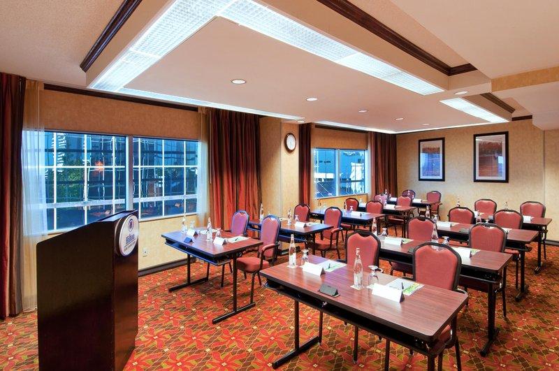 Hilton Dallas Lincoln Centre Pomieszczenie konferencyjne