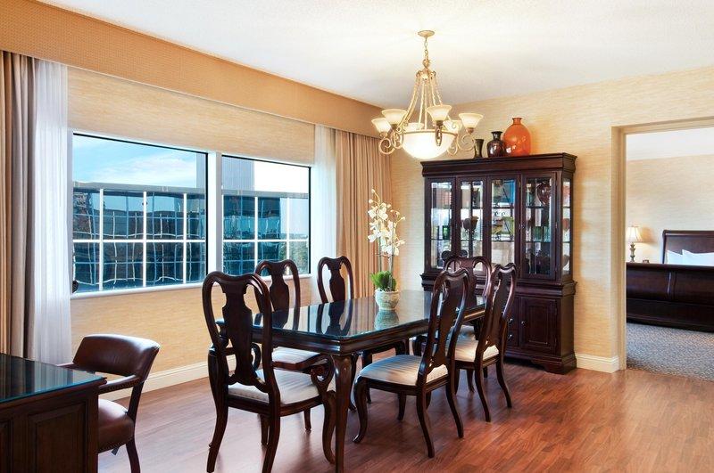 Hilton Dallas Lincoln Centre Apartament