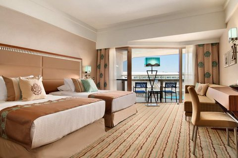 هيلتون دالامان ساريجيرم ريزورت آند سبا - Twin Guest Room Sea View
