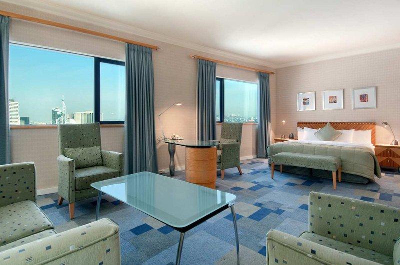 Hilton Durban hotel Widok pokoju