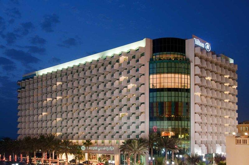Hilton Dubai Jumeirah Resort Widok z zewnątrz