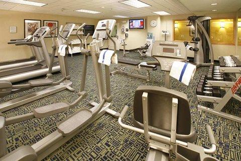 Hampton Inn Danbury - Fitness Center