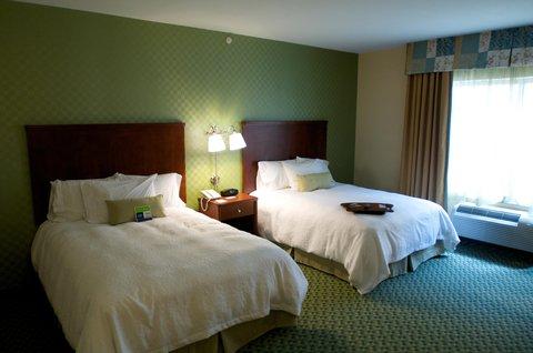 Hampton Inn - Suites El Paso West - Two Queen Bed Standard Room Non Smoking