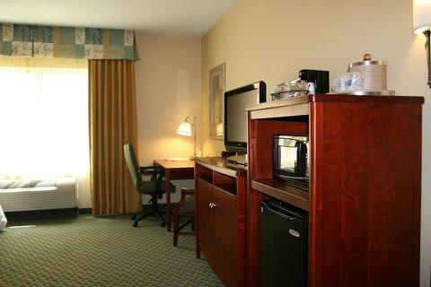 Hampton Inn - Suites El Paso West - In Room Amenities