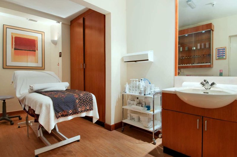 Hilton Leicester hotel Zona wellness