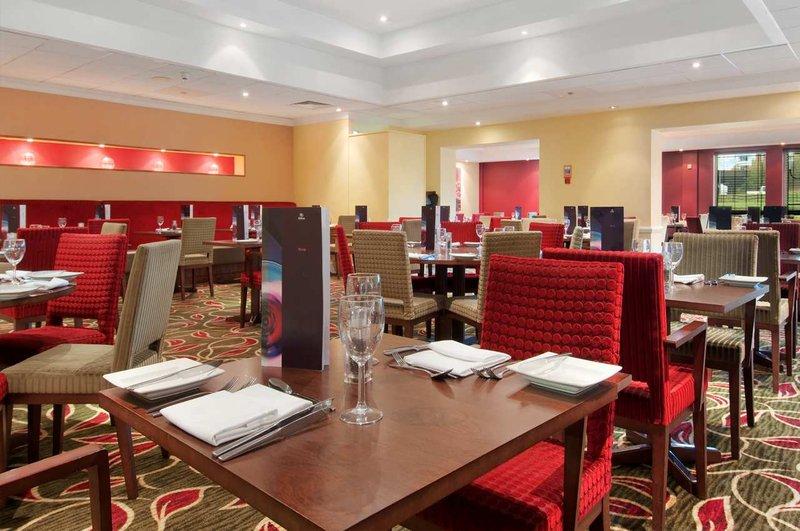 Hilton Leicester hotel Ristorazione