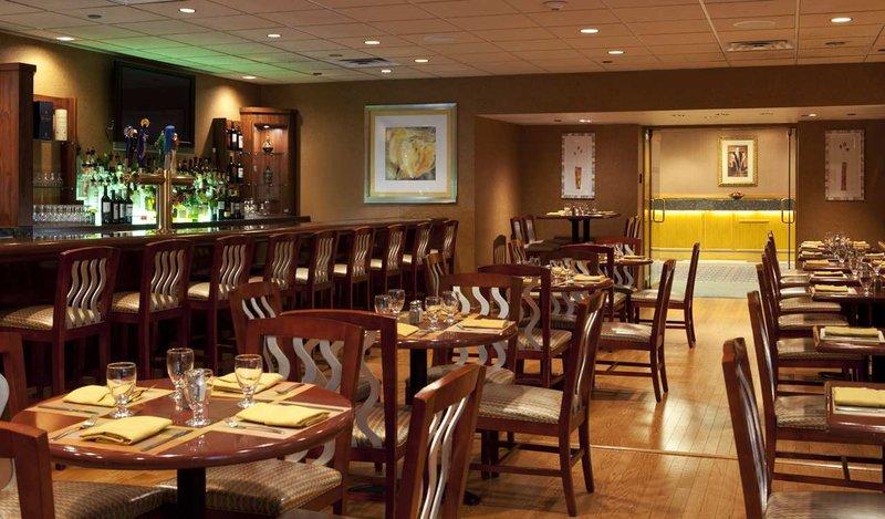 Hilton Newark Penn Station Gastronomia