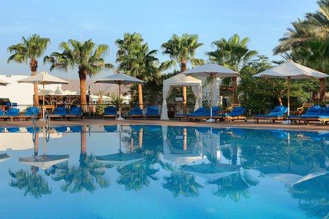 فندق هلتون شيخ فيروز - Outdoor Pool