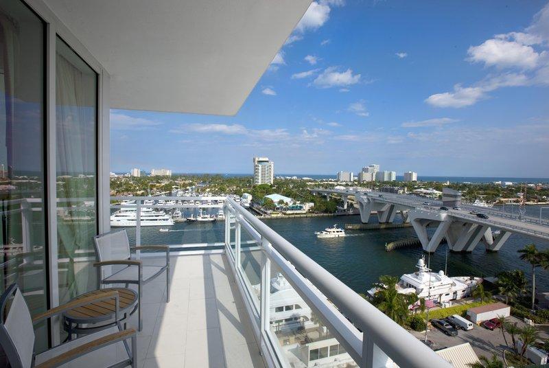 Hilton Fort Lauderdale Marina Rum
