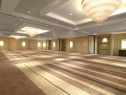 هيلتون فورت لودرديل مارينا - Ballroom