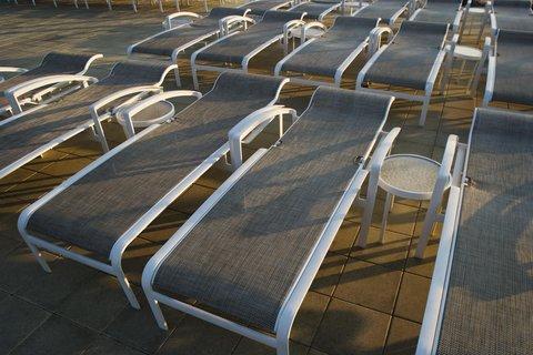 هيلتون فورت لودرديل مارينا - Contemporary Lounge Area