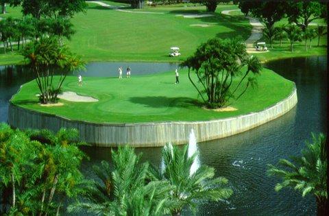 هيلتون فورت لودرديل مارينا - Golf