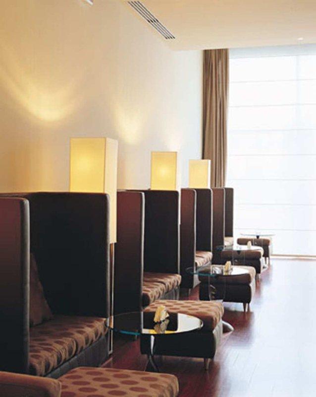 Hilton Florence Metropole Hotel Bar/salónek