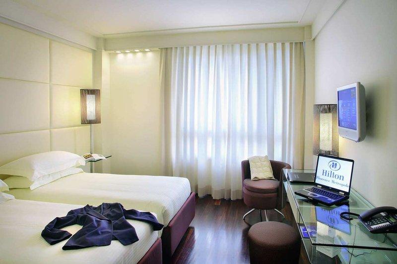 Hilton Florence Metropole Hotel Pokoj