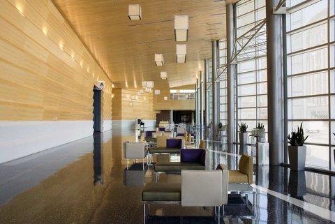 Hilton Fort Wayne at the Grand Wayne Convention Center - Prefunction Area