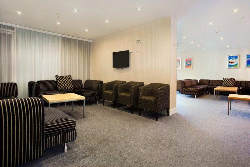 Hilton London Gatwick Airport Bár/lounge