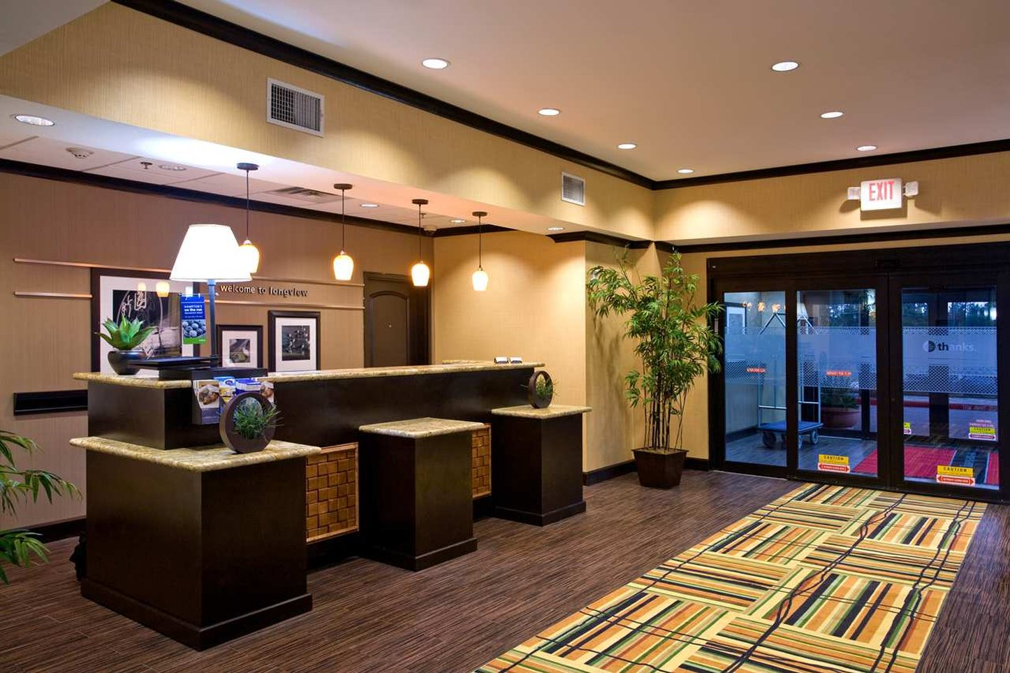 Hampton Inn  Suites Longview North
