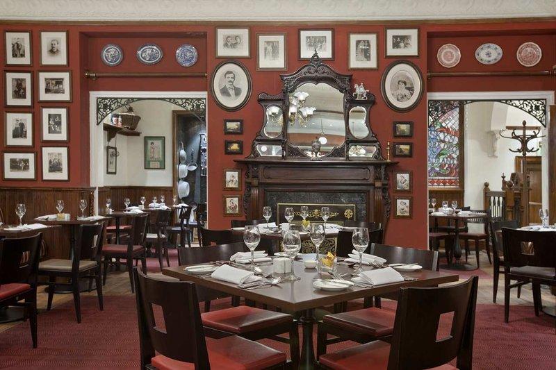 Hilton Glasgow Étkezés