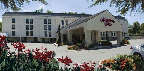 Hampton Inn Gainesville FL - Hotel Exterior