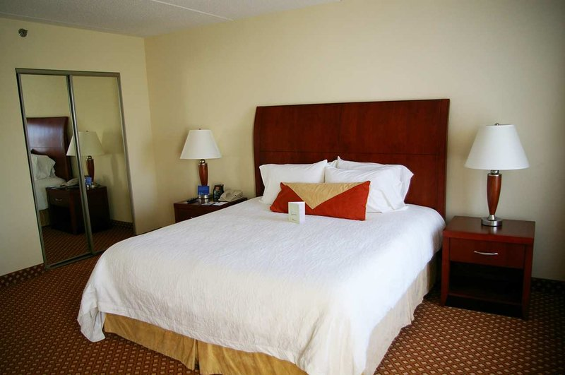 Hilton Garden Inn Greensboro Vista de la habitación