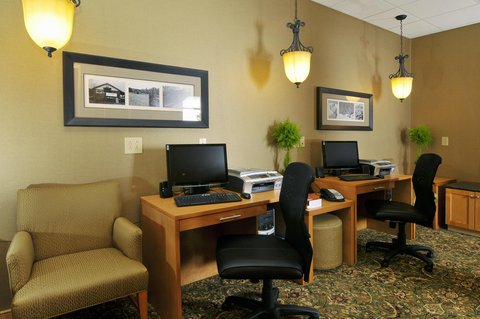 Homewood Suites by Hilton Greenville - Business Center