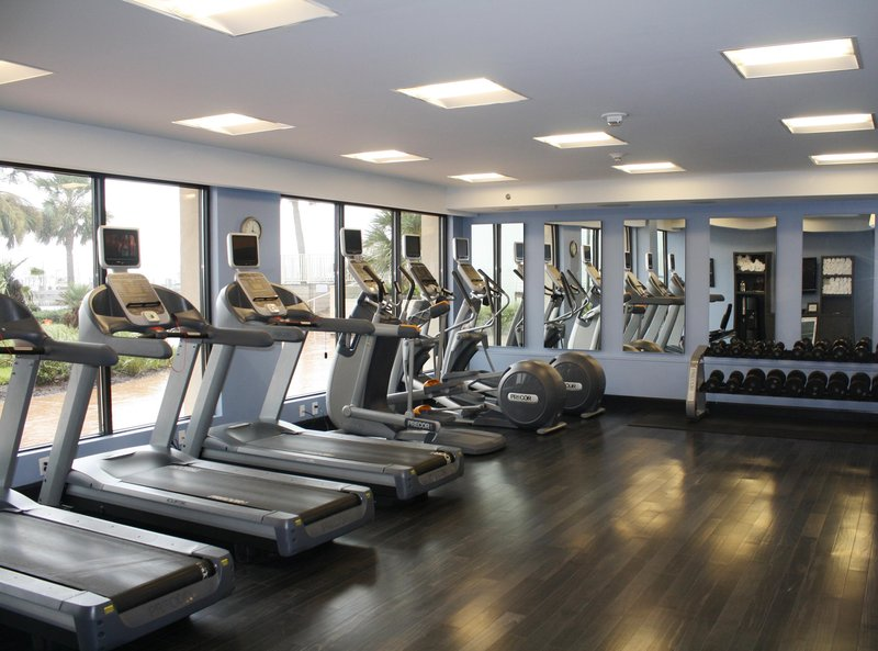 Hilton Houston NASA Clear Lake Clube de fitness