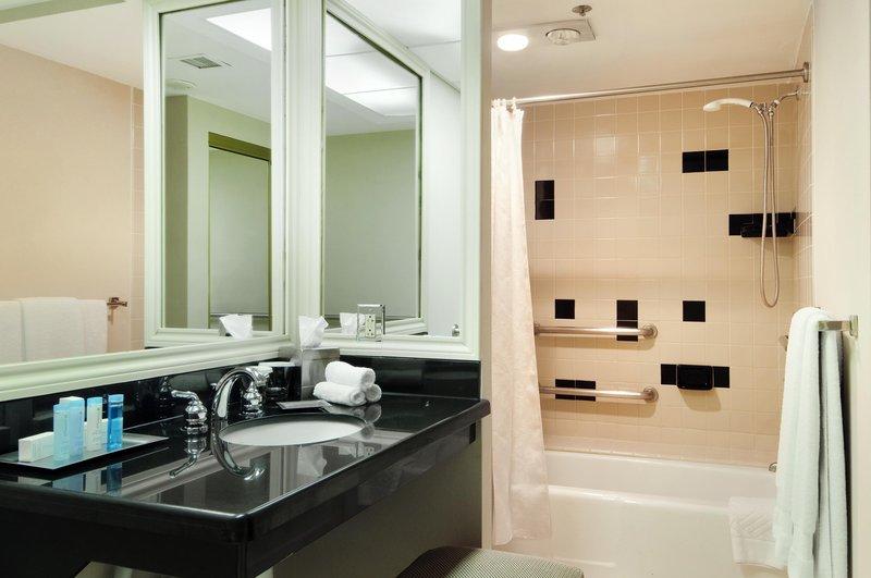 Hilton Houston Plaza/Medical Center Billede af værelser