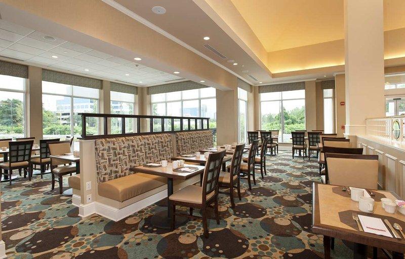 Hilton Garden Inn Mt Laurel Gastronomia