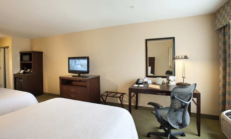 Hilton Garden Inn Mt Laurel Vista do quarto