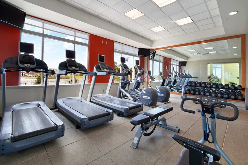 Hilton Philadelphia City Avenue Fitness