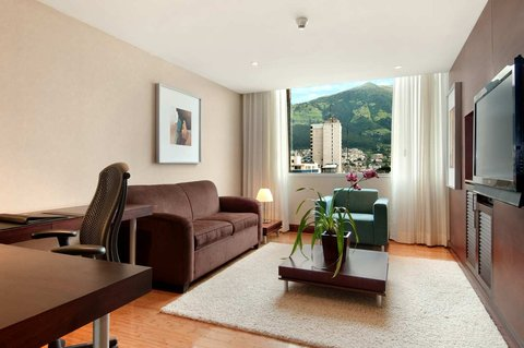 Hilton Colon Quito - Single Executive Suite