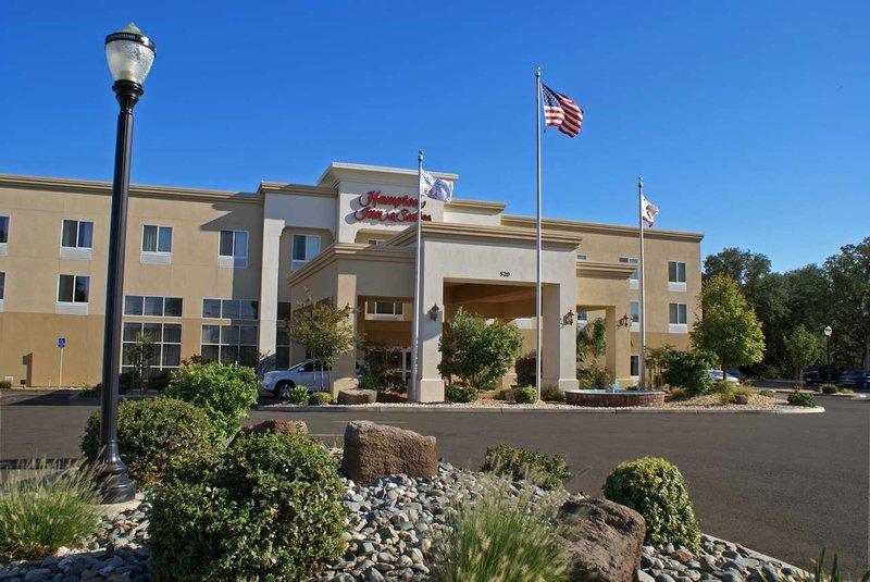 Hampton Inn-Red Bluff - Red Bluff, CA