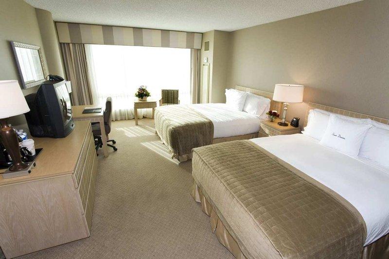 Doubletree Hotel San Diego/Del Mar 客房视图
